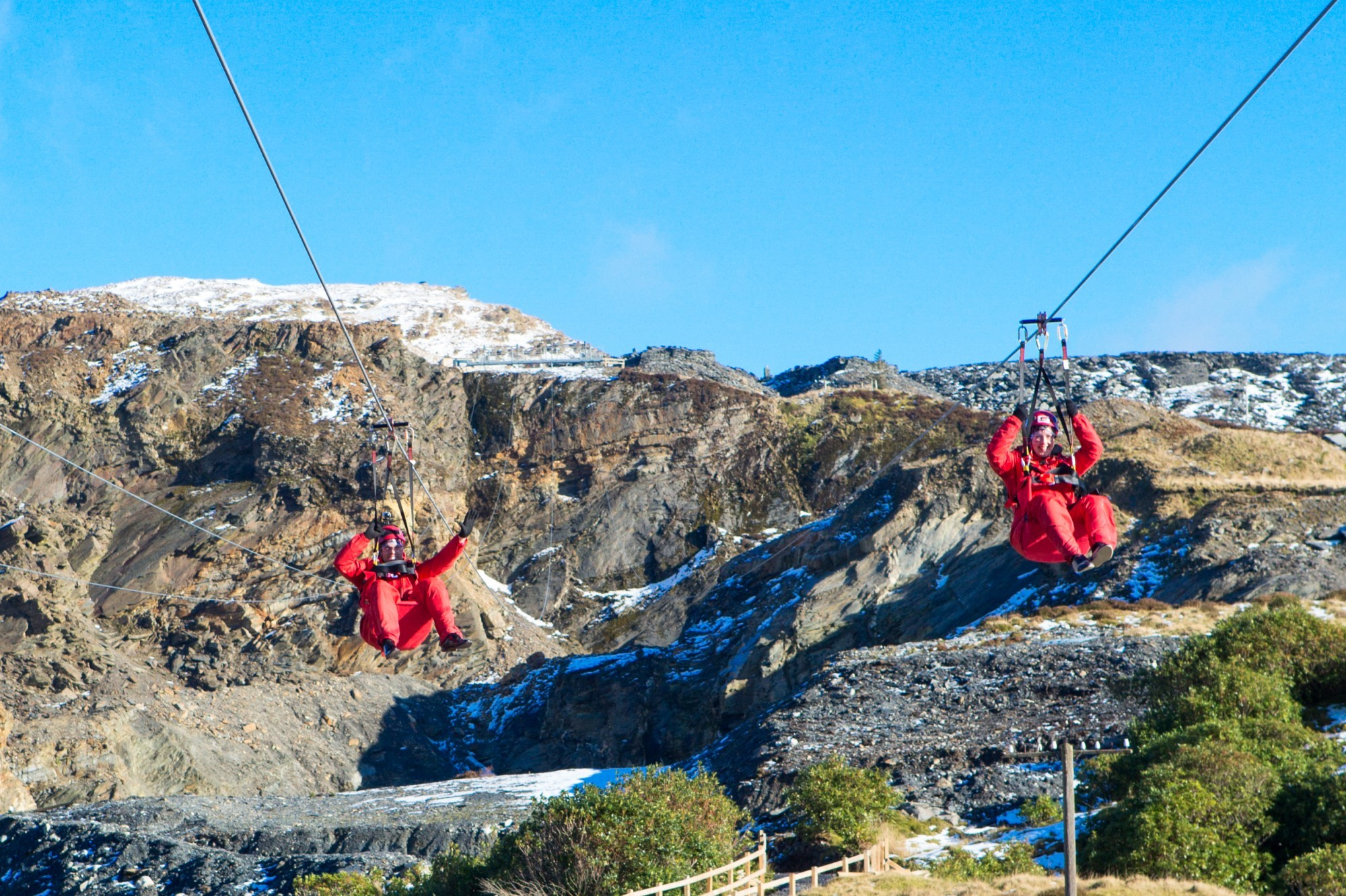 Zip World Titan Reopens for Summer | Zip World