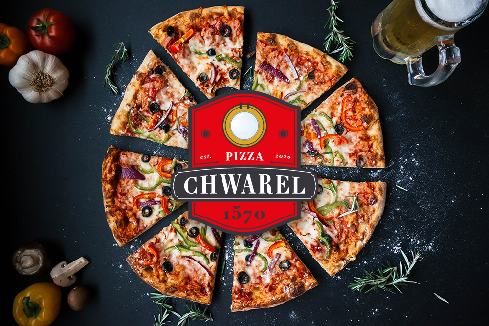Pizza Chwarel